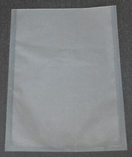 Вакуумный пакет 180×280 мм прозрачный ПЭТ/ПЭ - 105 мкм
