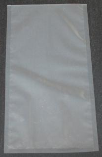Вакуумный пакет 160×350 мм прозрачный ПЭТ/ПЭ - 105 мкм