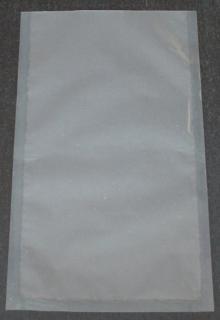 Вакуумный пакет 160×280 мм прозрачный ПЭТ/ПЭ - 120 мкм