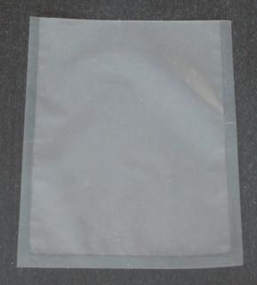 Вакуумный пакет 160×210 мм прозрачный ПЭТ/ПЕ - 72 мкм