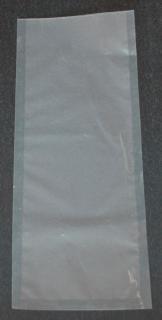 Вакуумный пакет 120×300 мм прозрачный ПЭТ/ПЭ - 72 мкм