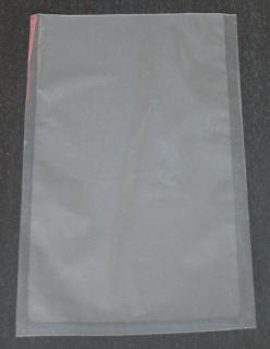 Вакуумный пакет 160×250 мм прозрачный ПА/ПЭ - 70 мкм