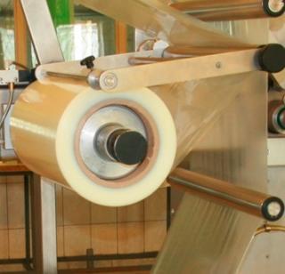 Верхняя пленка Darfresh 130 мкм шириной 370 мм