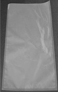 Вакуумный пакет 250×500 мм прозрачный ПЭТ/ПЕ - 65 мкм