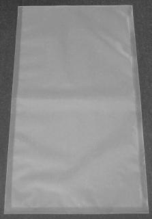 Вакуумный пакет 250×400 мм прозрачный ПЭТ/ПЭ - 65 мкм