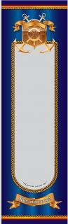 Вакуумный пакет с рисунком Хит продаж 125x420 мм ПЭТ/ПЕ - 72 мкм