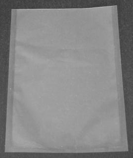 Вакуумный пакет 180×280 мм прозрачный ПЭТ/ПЭ - 65 мкм