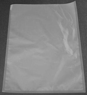 Вакуумный пакет 480×600 мм прозрачный ПЭТ/ПЭ - 95 мкм