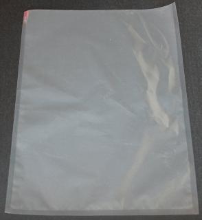 Вакуумный пакет 480×600 мм прозрачный ПЭТ/ПЭ - 105 мкм