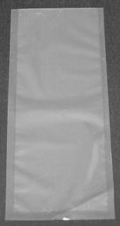 Вакуумный пакет 130×350 мм прозрачный ПЭТ/ПЕ - 95 мкм