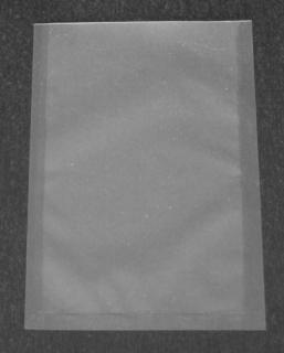 Вакуумный пакет 120×175 мм прозрачный ПЭТ/ПЭ - 95 мкм