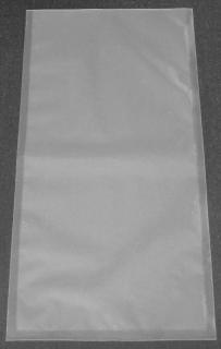 Вакуумный пакет 200×450 мм прозрачный ПЭТ/ПЭ - 115 мкм