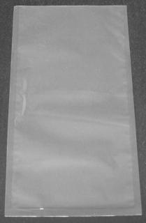 Вакуумный пакет 170×290 мм прозрачный ПЭТ/ПЭ - 115 мкм