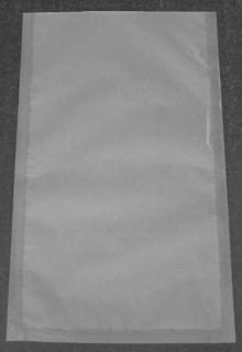 Вакуумный пакет 160×280 мм прозрачный ПЭТ/ПЭ - 115 мкм