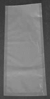 Вакуумный пакет 120×280 мм прозрачный ПЭТ/ПЭ - 115 мкм
