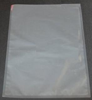 Вакуумный пакет 350×400 мм прозрачный ПЭТ/ПЭ - 115 мкм