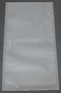 Вакуумный пакет 170×320 мм прозрачный ПЭТ/ПЭ - 115 мкм
