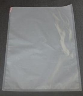 Вакуумный пакет 350×400 мм прозрачный ПЭТ/ПЭ - 95 мкм
