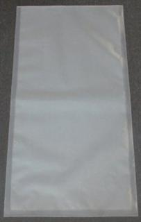 Вакуумный пакет 200×420 мм прозрачный ПЭТ/ПЭ - 95 мкм