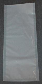 Вакуумный пакет 120×280 мм прозрачный ПЭТ/ПЭ - 95 мкм