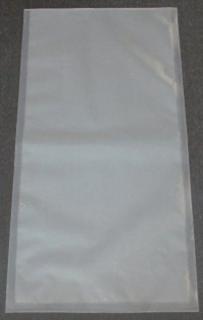 Вакуумный пакет 200×420 мм прозрачный ПА/ПЭ - 70 мкм