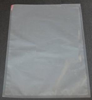 Вакуумный пакет 400×500 мм прозрачный ПЭТ/ПЭ - 65 мкм