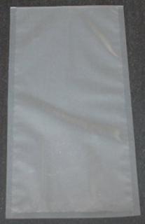 Вакуумный пакет 170×320 мм прозрачный ПЭТ/ПЭ - 65 мкм
