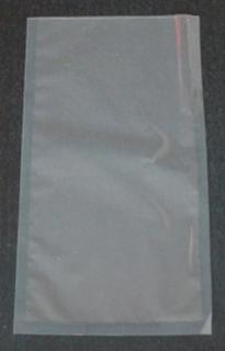 Вакуумный пакет 120×280 мм прозрачный ПЭТ/ПЭ - 65 мкм