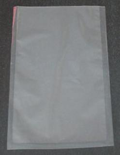 Вакуумный пакет 160×250 мм прозрачный ПЭТ/ПЭ - 55 мкм