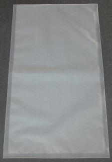 Вакуумный пакет 250×400 мм прозрачный ПЭТ/ПЭ - 72 мкм