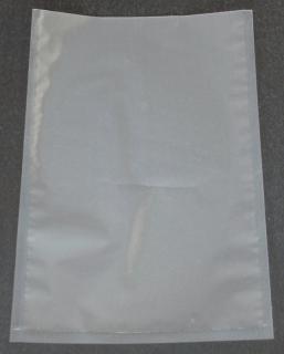 Вакуумный пакет 250×350 мм прозрачный ПЭТ/ПЭ - 105 мкм