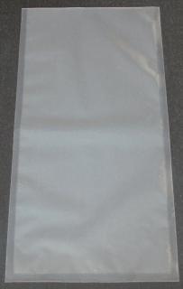 Вакуумный пакет 200×450 мм прозрачный ПЭТ/ПЭ - 120 мкм