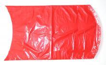 Вакуумный термоусадочный пакет 375×550 мм для сыра красный